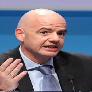 NFF: No Leadership Crisis-FIFA President.