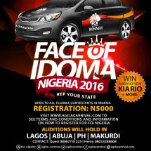 Face of Idoma