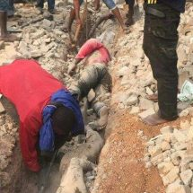 Pastor Buries Humans Alive in Church Foundation.