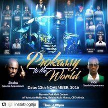Prokassy LIVE in Concert, 2016