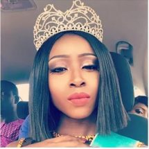 EX-MISS ANAMBRA CHIDINMA  APPEARS IN COURT TODAY