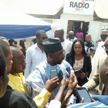 Ordinary Ahmed Isa Launches Human Right Radio In Abuja