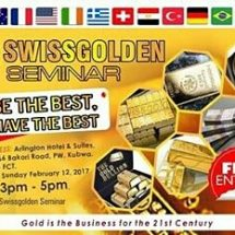 WHY CHOOSE SWISSGOLDEN