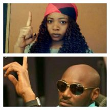 Facebook Diva Recieves Backlash For Supporting 2baba Nationwide Protest