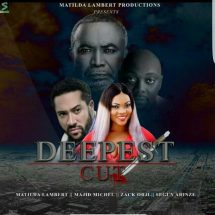 "ABUJA TO BE ON STANDSTILL AS #DEEPESTCUTMOVIE"" SCREENS"
