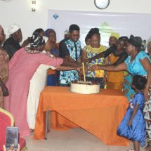 Kennysam Empowers 25 Widows To Mark Birthday