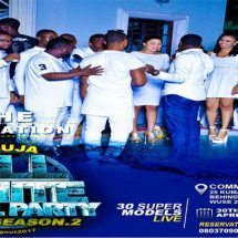 Celebrities + 30 Caribbean Models to storm Abuja All White Pool Party