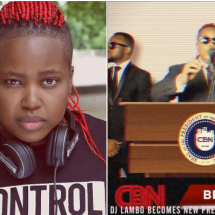 DJ Lambo becomes first female president of Choc Boi Nation