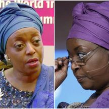 Court orders interim forfeiture of Diezani Alison-Madueke's assets