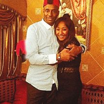 "John Fashanu And I Are Not Married, We Are Great Friends"" Rachel Bakam"