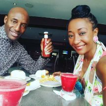 TELL US DIFFERENCE BETWEEN MARRIED COUPLES, YOU & JOHN FASHANU_Emma Bricks Oko