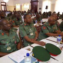 PMB Commissions Pioneer Nigerian Army Pilots