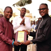 'Answers From Heaven by Apostle God's Power Udjo' Bags Best Religious Radio Programme in Abuja