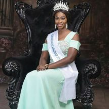 Meet Queen Oliviet Michael, 2017/2018 MGAN Made in Nigeria