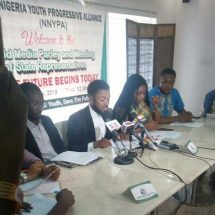 NNYPA insists on leadership positions for Nigerian youths