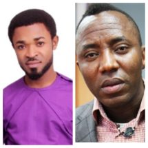 SOWORE IS A DECEIVER, HE WILL TOY WITH OUR HEARTS AND DISAPPEAR TO AMERICA
