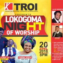 TROI Church To Host Chioma Jesus