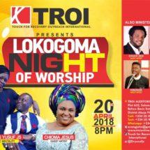 TROI Church To Host Chioma Jesus