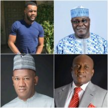 Atiku Abubakar, Sen. Datti Baba-Ahmed, Williams Uchemba Shortlisted for 2018 Goodwill Ambassador Awards.